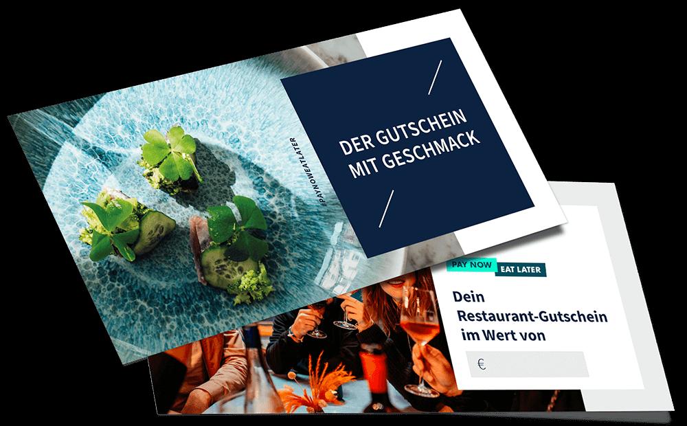 Restaurant-Geschenk-Gutschein Berlin