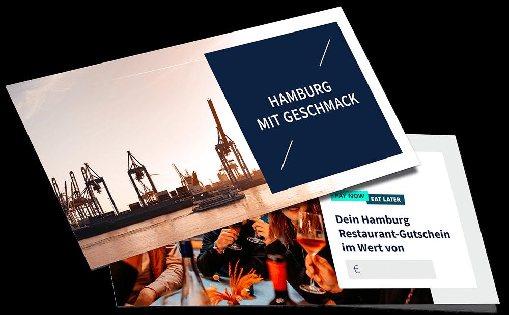 Restaurant-Geschenk-Gutschein Hamburg
