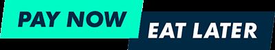 Logo PayNowEatLater Restaurant Geschenk-Gutscheine