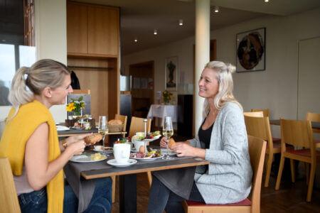 Restaurant Geschenk Gutschein Klostercafé Flora in Fulda
