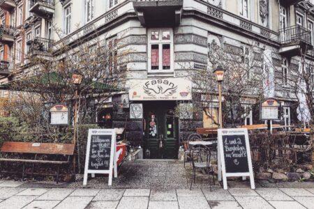 Restaurant Geschenk Gutschein Fasan in Hamburg