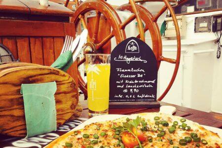 Restaurant Geschenk Gutschein Alexander von Humboldt – Das Schiff in Bremen