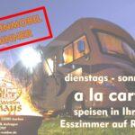 Forsthaus Weiden – Wohnmobil Dinner