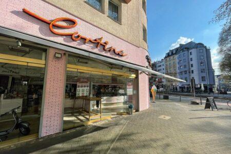 Restaurant Geschenk Gutschein Eiscafé Cortina in Köln